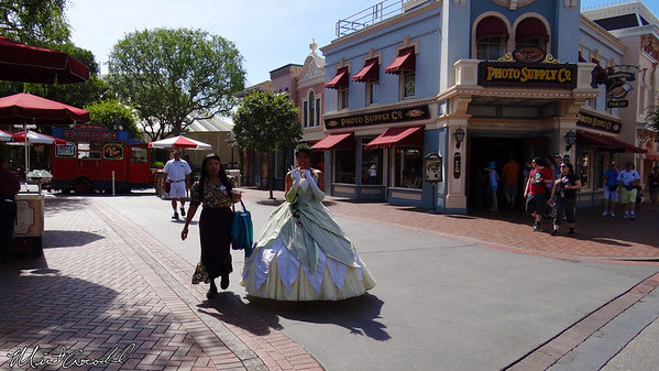 Disneyland Resort, Disneyland, Main Street, Princess Tiana