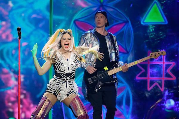 Resultado de imagem para eurovision 2017 reactions first semifinal