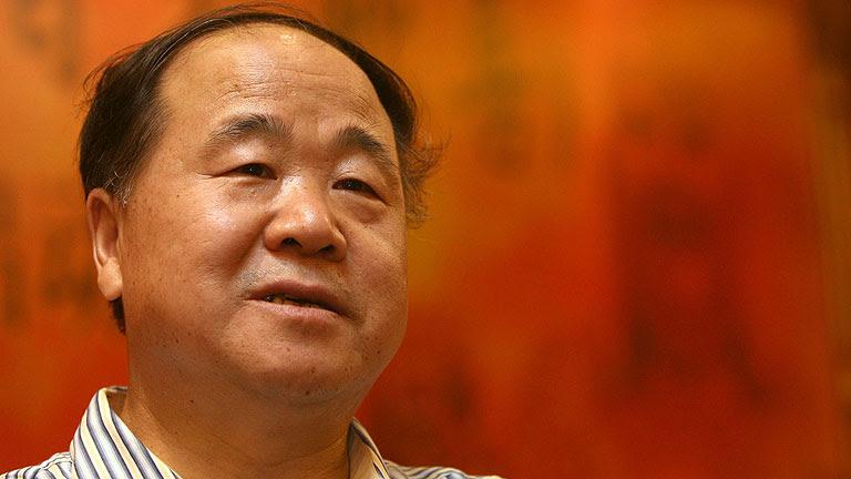 El escritor chino Mo Yan es el nuevo premio Nobel de Literatura