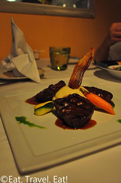 Sesame Grill: Filet Mingon 1