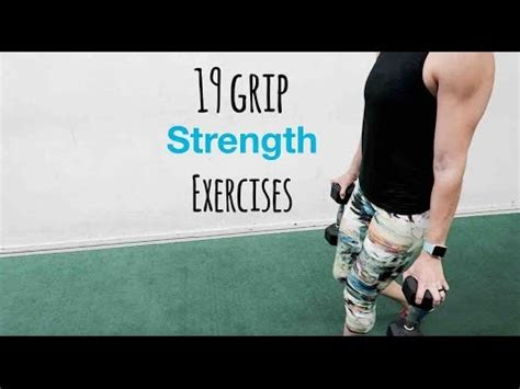 grip strength exercises  grip strength training