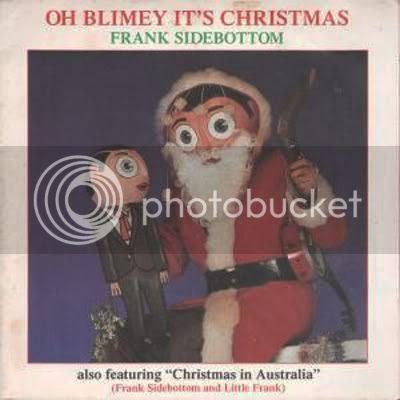 Frank Sidebottom - Oh Blimey It's Christmas