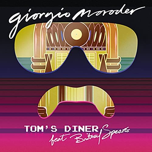 Giorgio Moroder Feat. Britney Spears - Tom's Diner (Remixes)
