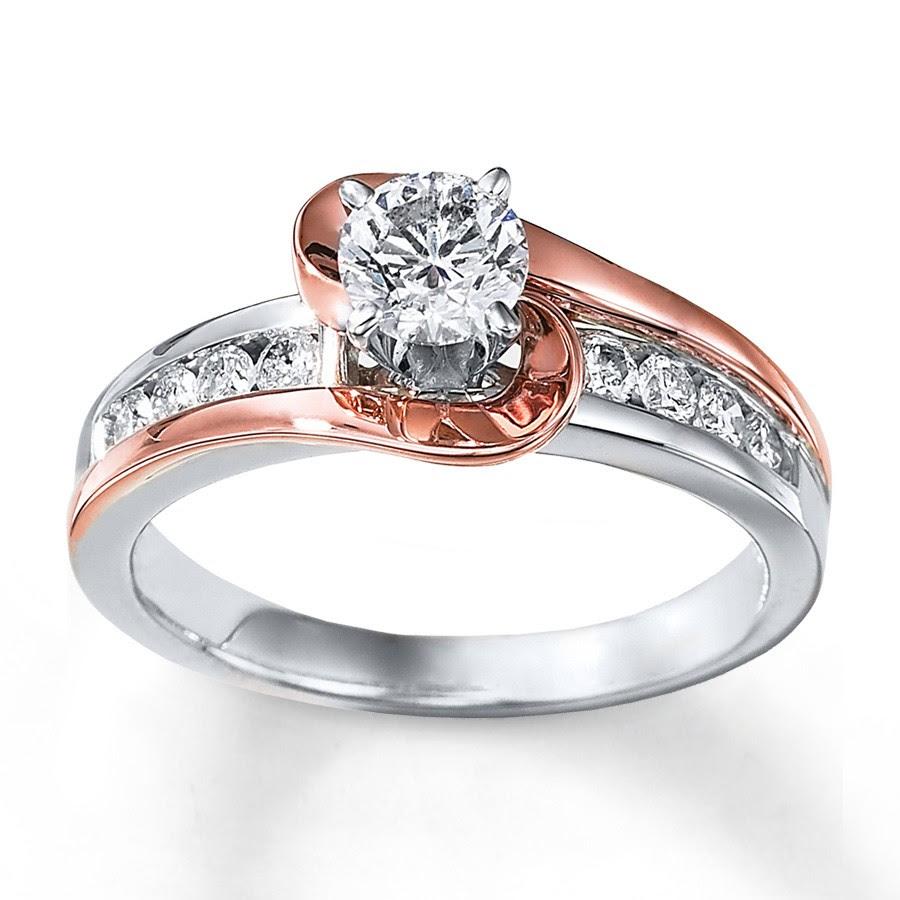 Resultado de imagen para engagement rings white gold