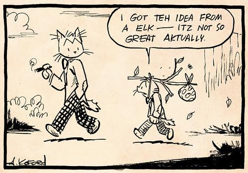 Laugh-Out-Loud Cats #2285 by Ape Lad