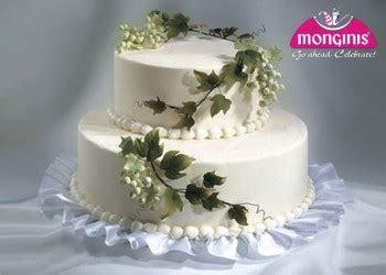 Monginis(Mio Amore) Wedding Cake: Kolkata Gifts Online
