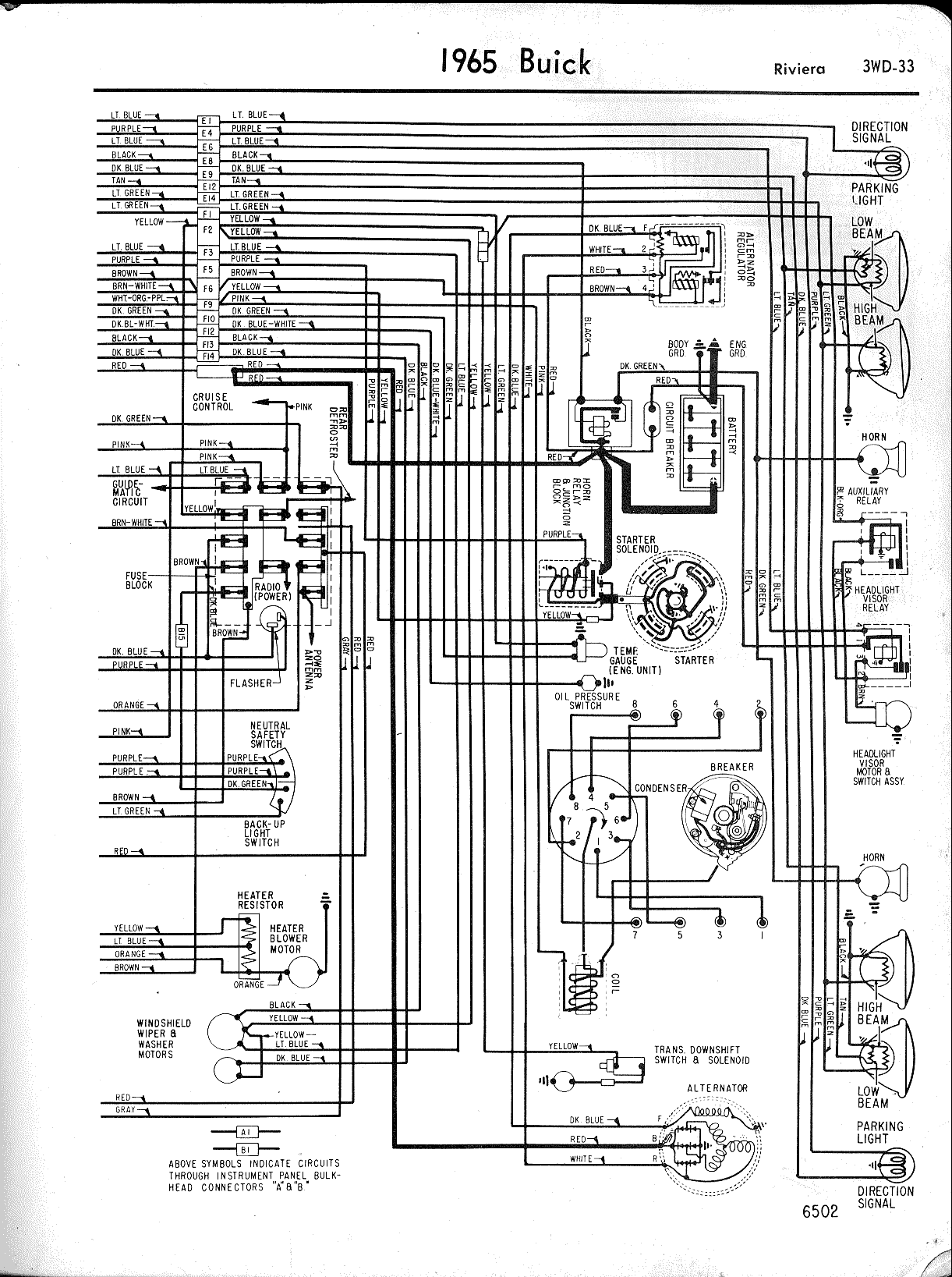 Free Buick Wiring Diagrams 1968 Buick Wiring Diagram Correction Correction Cfcarsnoleggio It