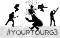 Oficina G3 disponibiliza site para público escolher músicas da nova turnê