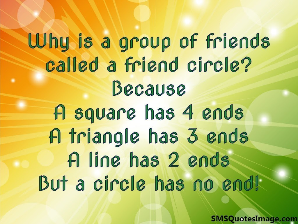 Quotes About Friendship Groups 33 Quotes