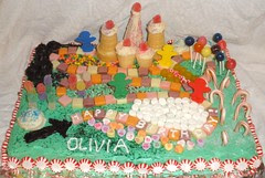 Olivia's 8th Birthday Cake