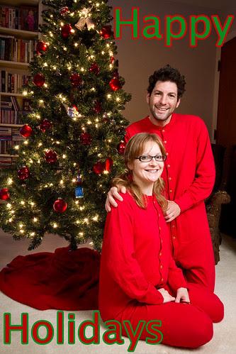 Cheesy Christmas Card 2010