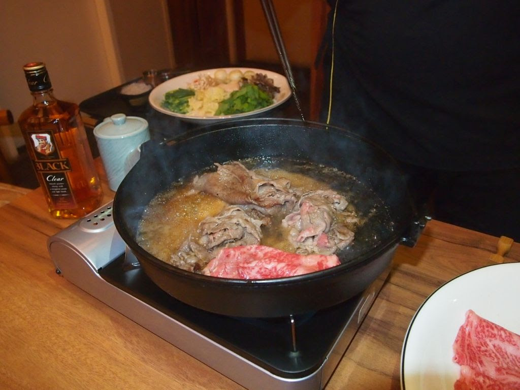 photo Tamashii Robataya Whisky Sukiyaki 8.jpg