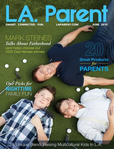 La Parent Magazine June 2015