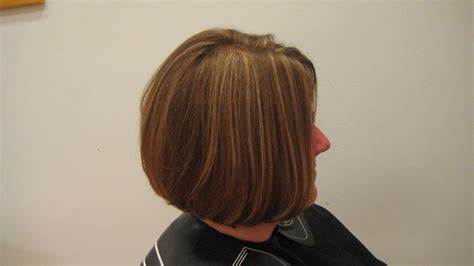 hairstylist   light brown hair  blonde