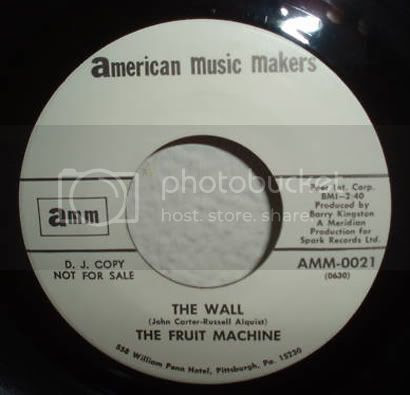 Fruit Machine - The Wall