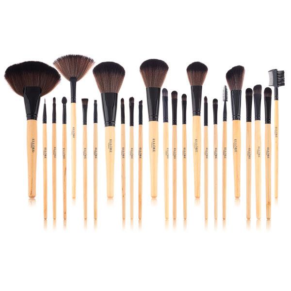 Ellore Femme 24 peice makeup brush set