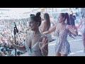 Video: Corazón Serrano en concierto canta 'Hasta la raíz y Mix Morena'