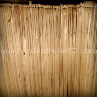 cattail mat