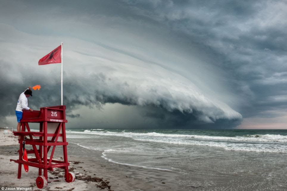 Watch out: There's bad weather on the horizon in Florida