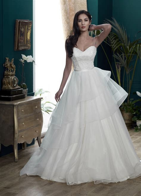 Nicola Anne Wedding Dresses for Fairytale Bride