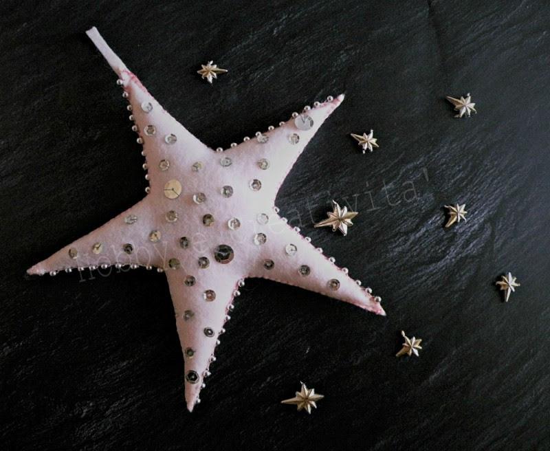 Star of felt