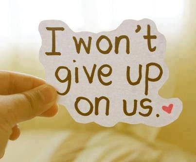 Love Us Love Quotes Teen Quotes Give Up You And Me Love Quotes For