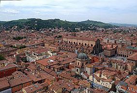 Visiter Bologne - Guide des vacances dans Bologne