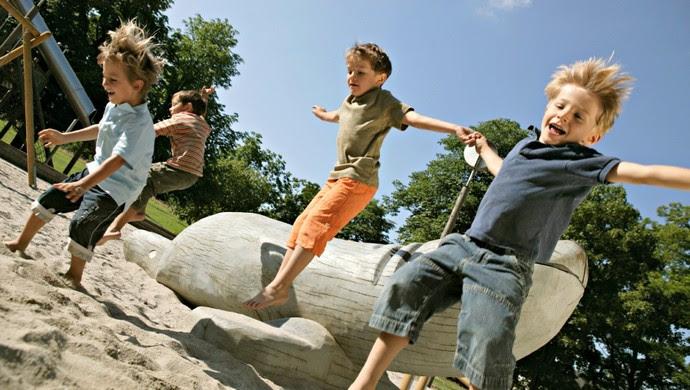 Crianças euatleta (Foto: Getty Images)