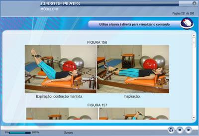 Curso Online de Pilates