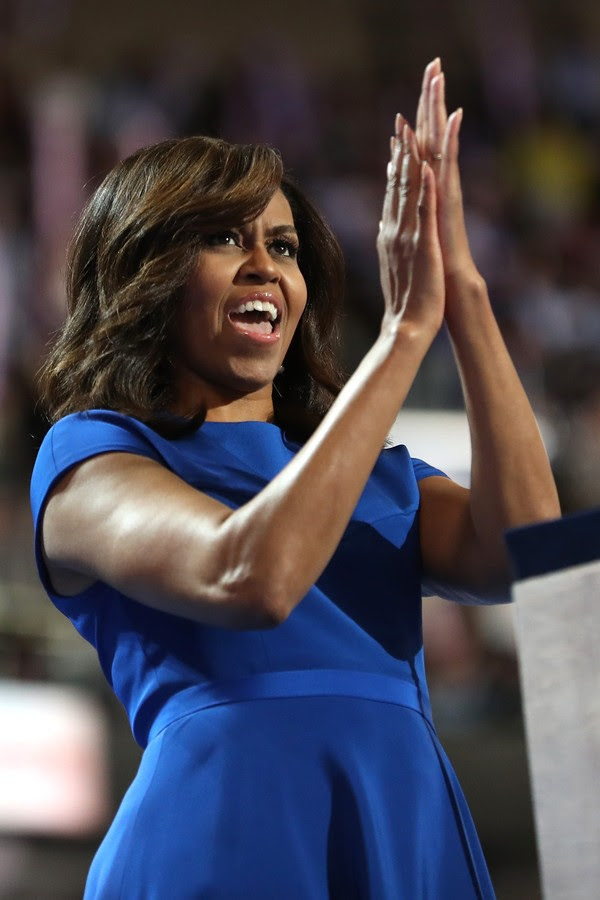 As 15 Frases Mais Inspiradoras De Michelle Obama Glamour