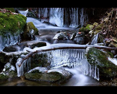 a fairy tale III - ice dreams por Ralph Oechsle