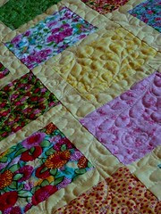 all over quilting
