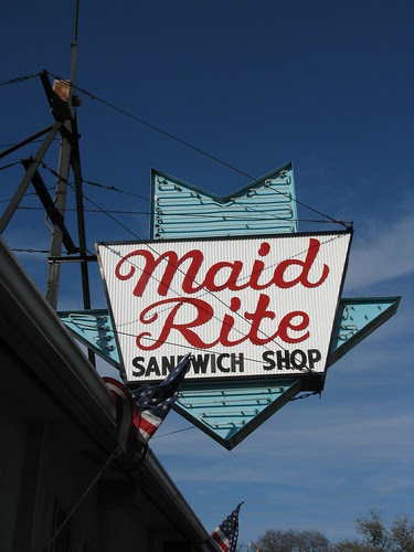 #336 - Maid Rite, Quincy, IL
