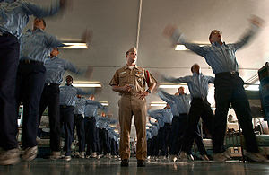 020301-N-3995K-011 U.S. Navy Recruit Training ...