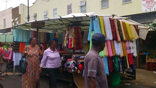 04 Fabric Stall, Ridley Road