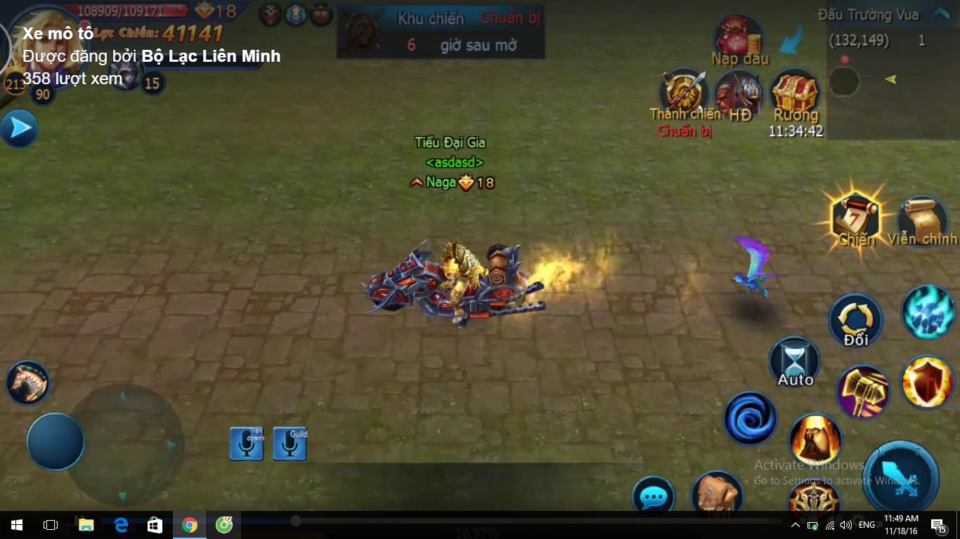 download game bo lac lien minh cho ios