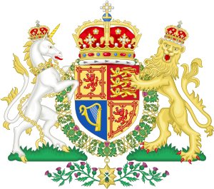The version used by the Scotland Office.