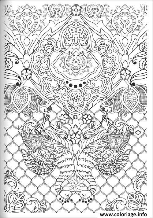 Coloriage Art Therapie 37 Jecoloriecom