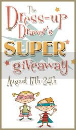 Dress-up Drawer SUPER giveaways