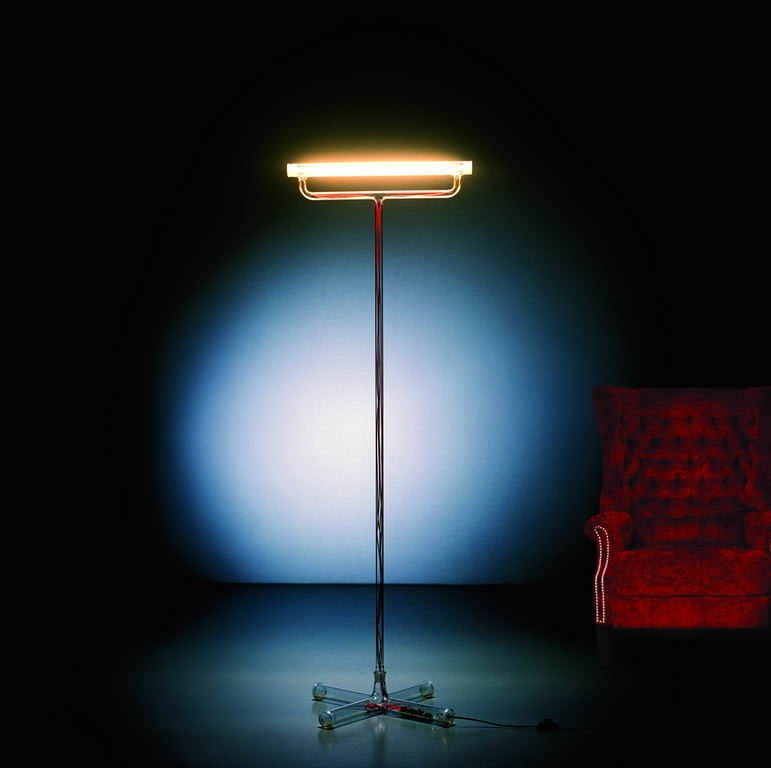 Contemporary reading lamp - LIGHTLAB FLOOR : 5001 - ECO - DESIGN