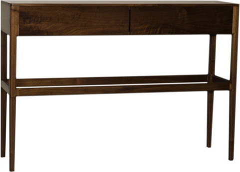 Danish Midcentury Modern–Style Console Table by Black Elm ...