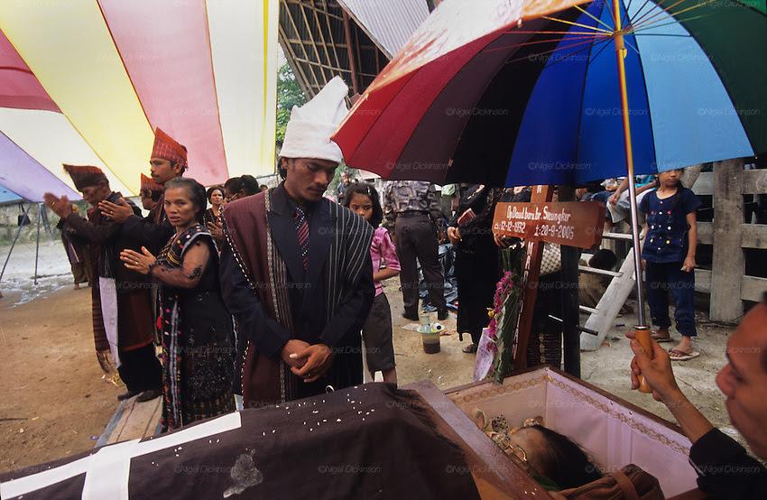 Batak Christians, Samosir and Lake Toba, Sumatra, Indonesia  Nigel Dickinson