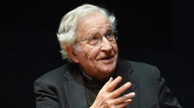 Noam Chomsky on the war against ISIL
