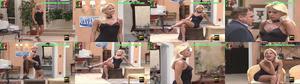 Adriane Galisteu sensual no Sai Baixo