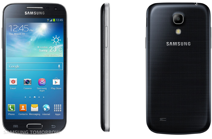 Samsung Introduces the GALAXY S4 mini: A Powerful, Compact Smartphone