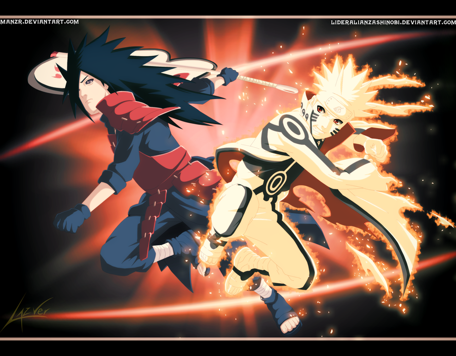best anime characters: Can Uzumaki Naruto defeat Uchiha ...
