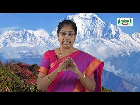 உலகம் யாவையும் Std10 சமூக அறிவியல் இந்தியா அமைவிடம் நிலத்தோற்றம் KalviTV