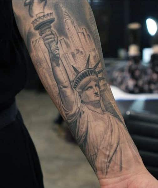 70 Cool Forearm Tattoos For Men