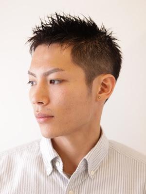 ベリーショート メンズ|髪型・ヘアカタログ MENS  - ヘアカタログ メンズ ベリーショート