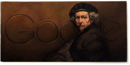 407º aniversario del nacimiento de Rembrandt van Rijn